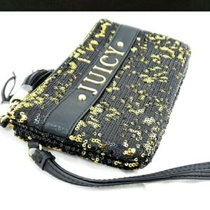 JUICY COUTURE LARGE WRISTLET
